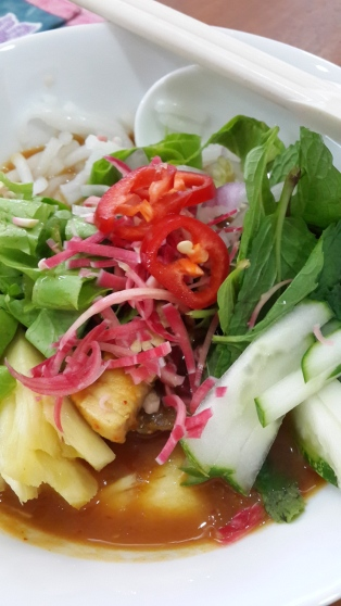 Penang homecooking school, Penang cooking class, Cooking in Penang, Street food in Penang, Char Koay Teow, Assam Laksa, Wanton Noodle