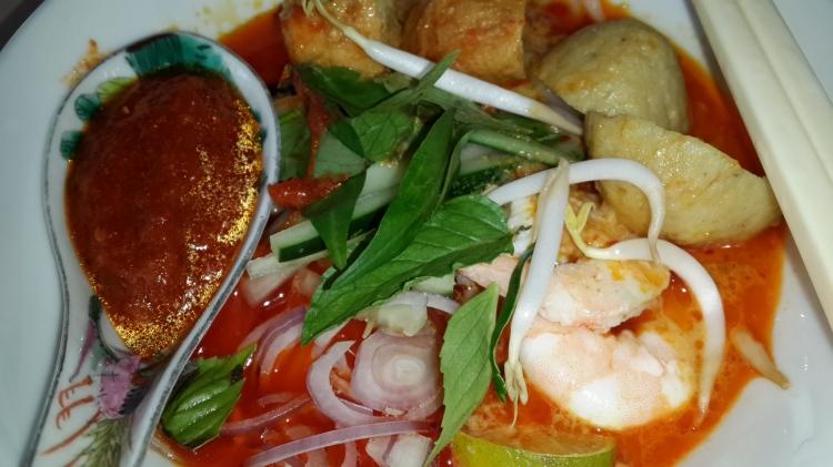 Laksa Lemak, Assam Laksa, Penang Food, Malaysian Food, Penang Slow food