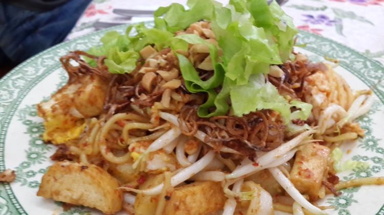 Mee Goreng, Malaysian Food, Cooking in Penang, Penang Food, Pearly Kee