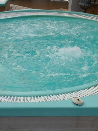 Hot tub in Ms Maasdam